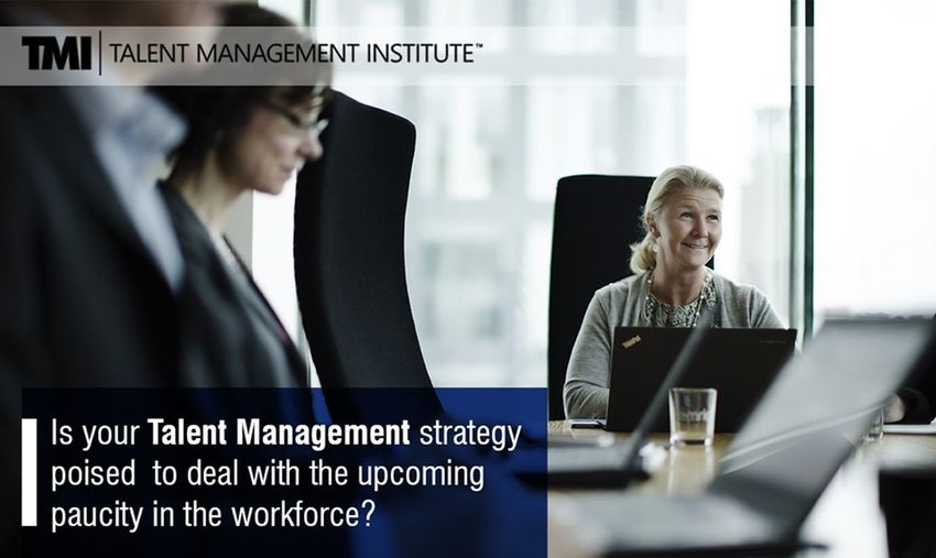 In a decade, the scale of new recruits and retiring professionals will weigh almost the same. Work on Talent Management strategy today, to be future-ready. Hr Certifications Hr Certifications In India Hr Courses Hr Management Human Resources Management