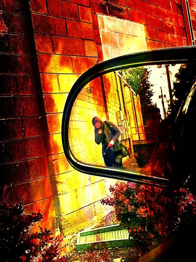 The Street Photographer - 2016 EyeEm Awards A Random Woman in an alley. Pixlr edit . cant keep away. Candid Portraits Urban Lifestyle Rearview Mirror Pixlr Woman Eskimo Alley Alley Cat Getting Creative Minnesota💙 Minneapolis Minnesota Urbanphotography Check This Out Taking Photos Outdoor Photography Man Made Object Secret Shot Unknowngirl Homeless Fire Minneapolis Minnesota Minnesotaphotographer City Life