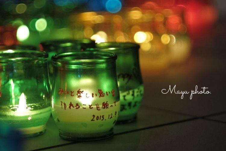 1000000人のキャンドルナイト 西梅田 大阪 Candle Candlenight Osaka,Japan オールドレンズ CarlZeiss Pancolar 2016.12.07