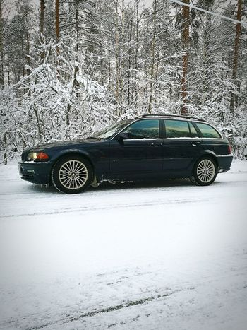 Car BMW E46 HuaweiP9 Follow4follow Wintertime Carlove Diesel Mpower Angeleyes DIESELpower First Eyeem Photo Winter Arctic Bmwmotorsport