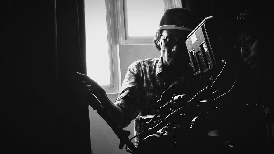 Blackandwhite Black&white Bnw Productionlife Directorofphotography Sony Fs 7 CameraDepartment People