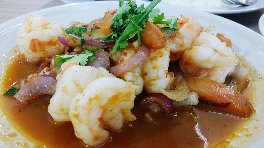 Sambal Prawns Singapore Food Asian Food Foodphotography Cheng's Tiong Bahru Singapore