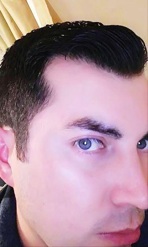 New Hair Style New Haircut Sideburns