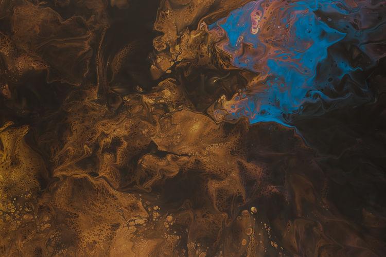 Full frame shot of sea water