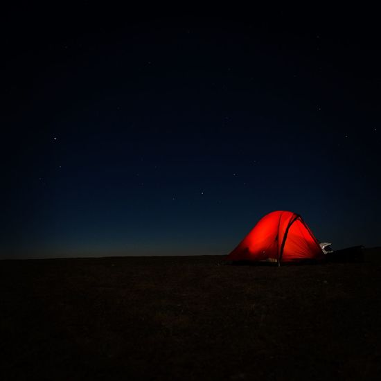 Round the world 2013, Gobi Desert Mongolia Travel Photography Traveling Travel Dark Outdoors Remote Space Adventure No People Environment Landscape Red Copy Space Land Star - Space Tranquility Camping Beauty In Nature Nature Tent Night Scenics - Nature Sky Gobi Desert