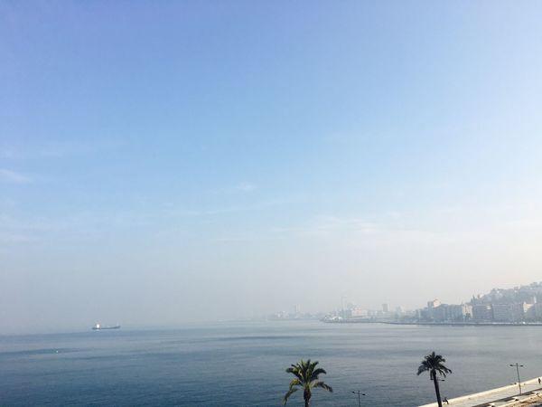 Sea Day Izmir City