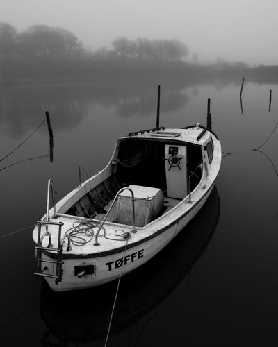 The boat Tøffe