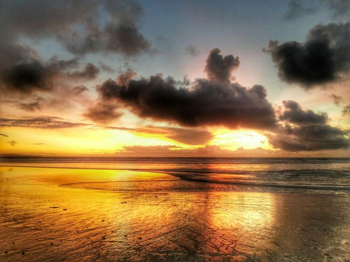Sun_collection Sky And Clouds Beachphotography EyeEm Indonesia Nature