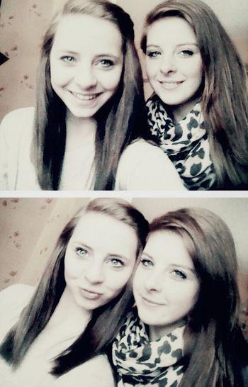 beste Zwillingsschwester, ich liebe dich!<3