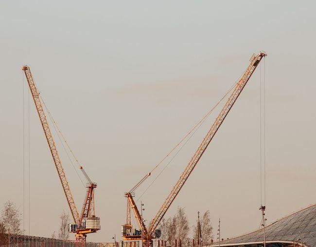 Краны Sky Crane