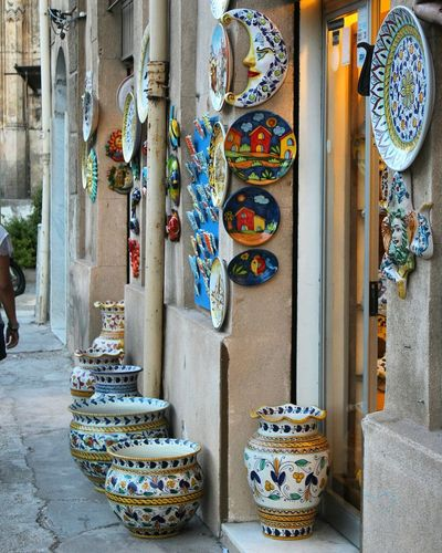 Ceramica Arte Sciacca Colori Showcase April Art Things I Like Cultura
