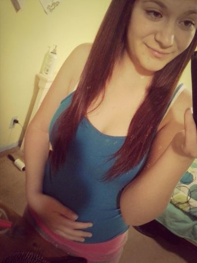 Gnight, imma peace out already !(: Sweet dreams everyone :D Until tomorrow. & NO im not pregnant, my tummy just hurts :/