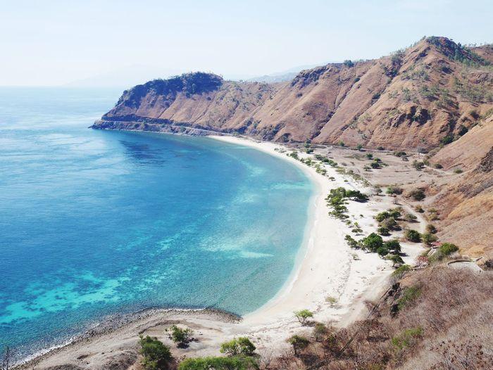 Bay East Timor