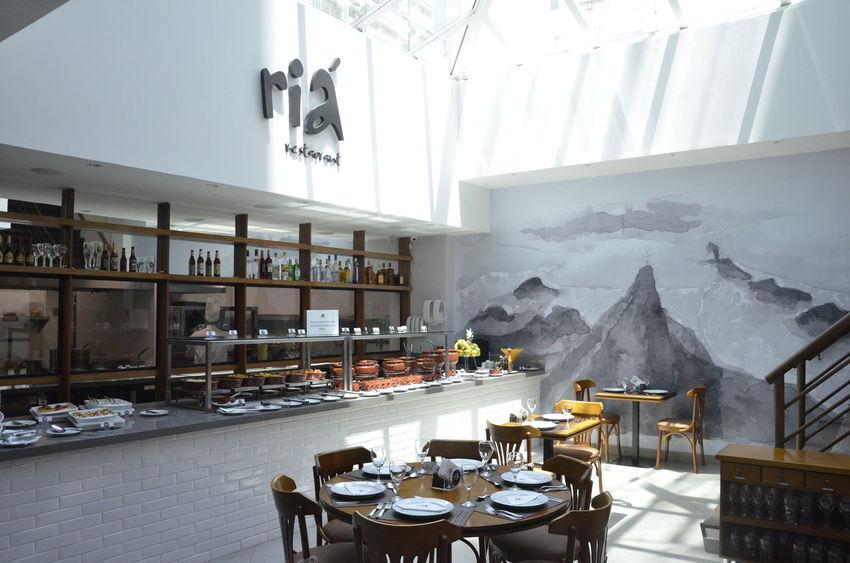 Absence Alexandre Macieira Arrangement Day Empty No People Restaurant Rio De Janeiro Riá Restaurant