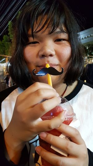 happy Night Market In Thailand EyeEm Selects Adult Only Women Adults Only One Woman Only One Person People Young Adult One Young Woman Only Young Women Close-up Night Beauty Beautiful Woman