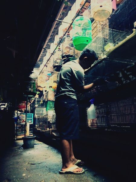Birdfeeding | Pet Market Here Belongs To Me My City, My Life Observing People The Street Photographer - 2016 EyeEm Awards Jakarta, Indonesia