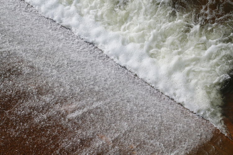 Dam water flow,