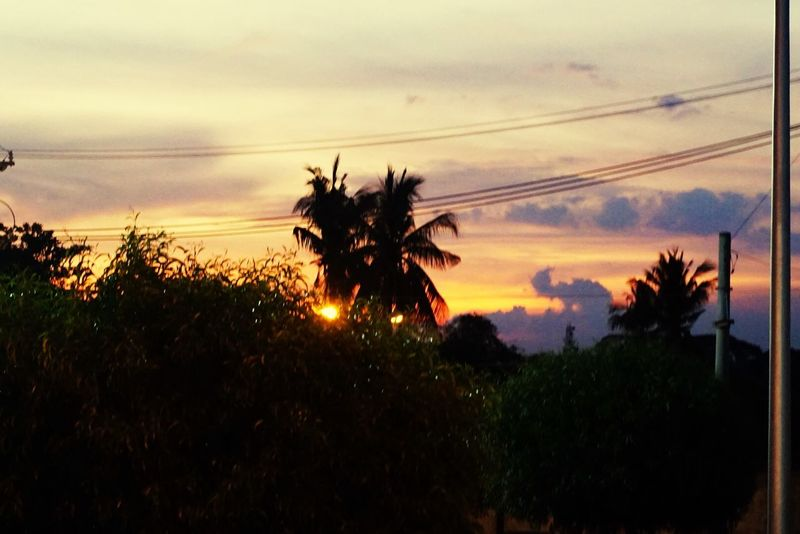Sunset Photography OpenEdit Eyeem Philippines Taking Photos Clouds And Sky Daleyphotograph