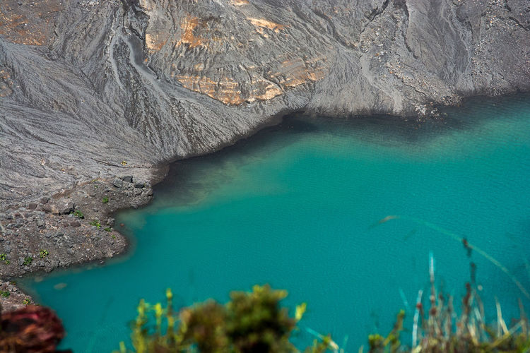 Irazú Volcano National Park, Cartago, Costa Rica Beauty In Nature Day Landscape Mountain Nature No People Scenics Tranquility Water