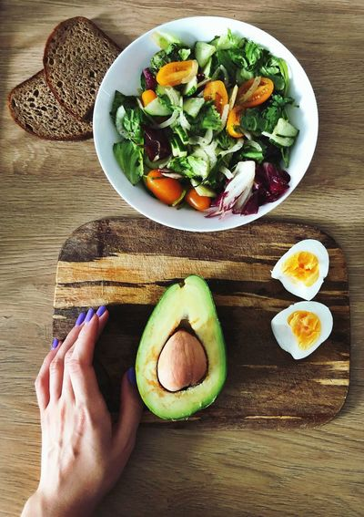 after training plate🥗 BE HEALTHY Eating Salad Eggs... Avocado After Training Healthy Eating Food Food And Drink Freshness Healthy Eating Real People Table Human Hand Hand Vegetable Body Part Wellbeing Human Body Part Ready-to-eat