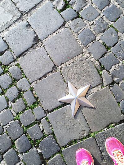 Walking Around Holidays Rome Asics Shoes