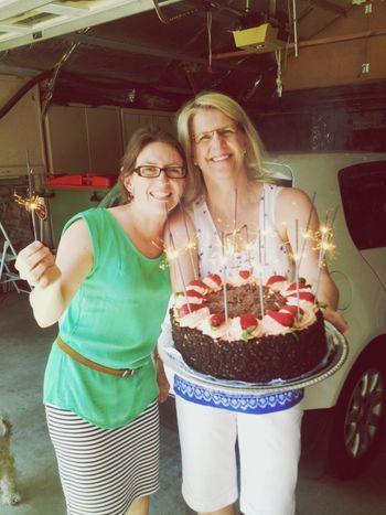 Happy birthday Mumma!