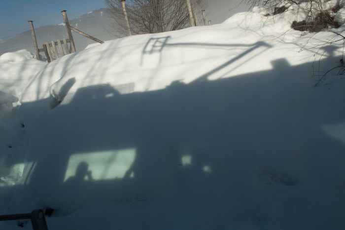 Train Snow Winter Shadow Cold Temperature Sunlight Outdoors Day Shades Of Winter An Eye For Travel