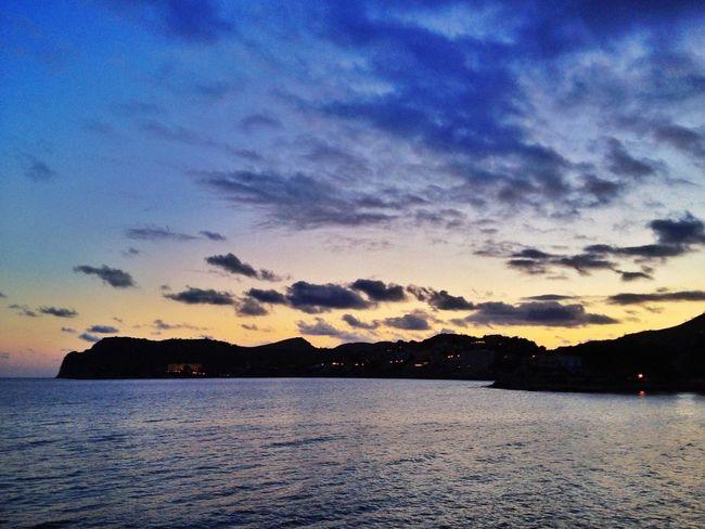 Sundown Sundown Peguera Enjoying Life