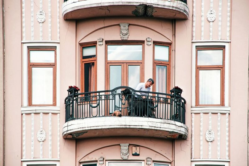 Street Photography Istanbul The Week On Eyem Peopleandplaces Check This Out Streetphotography One Person Architecture Outdoors City Day Break The Mold The Street Photographer - 2017 EyeEm Awards BYOPaper!