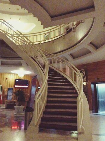 Mashhad Hotel Lobby Aftermidnight Iran♥ من و لابی هتل ...