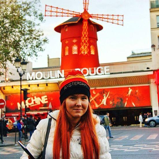 Moulinrouge Париж Paris Instagood instalike like pretty autumn smile followme
