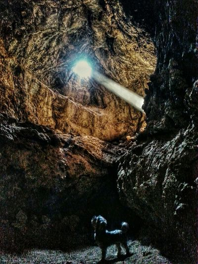Lava Tube Cave Exploring EyeEm Best Edits Nature