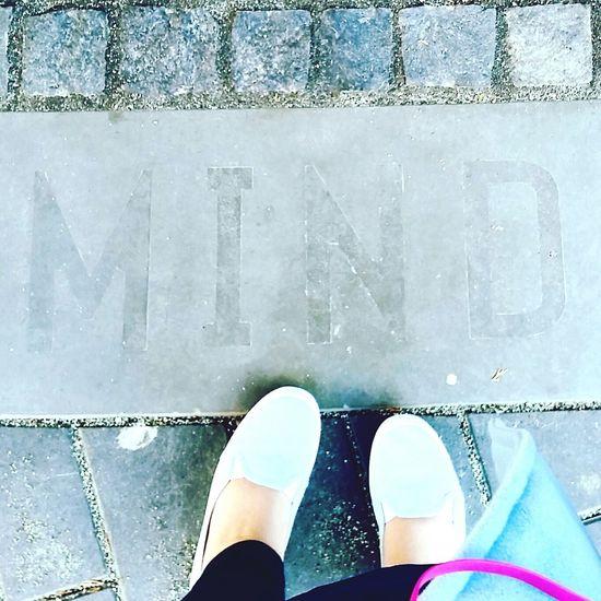 Human Foot Standing Looking Down Inspirational Inspirations Mind  Mindfulness Mind Over Matter  Mind Games Selfeet