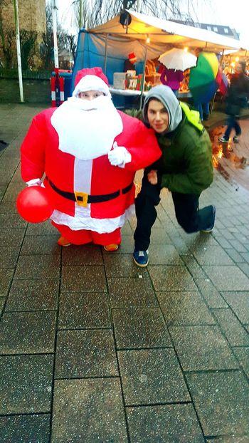 Kerstmis Kerstman