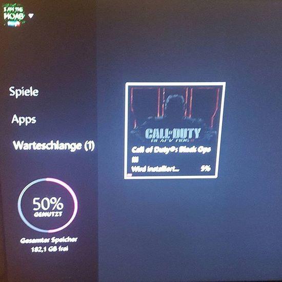 Gekauft 😍 Blackops3 COD CallOfDuty XboxOne Xbox Callaofdutyblackops3 Gamergirl Gamers Instagame Instaxboxone Gamergirls GamerLife Zocken Germangamer Activision