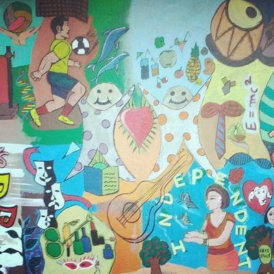 Wall art Irix2012 Dmodar