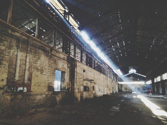 Undergroud Abandoned Abandoned Buildings Abandoned Factory Horro Horror