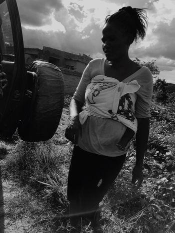 impressionen. Blackandwhite Photography Blackandwhite Traveling Africa Reality Rural Scenes Rural Landscape Peoplephotography Realism Photography