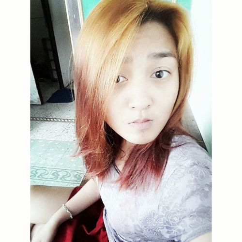 Two colors Hair Waw Ombre
