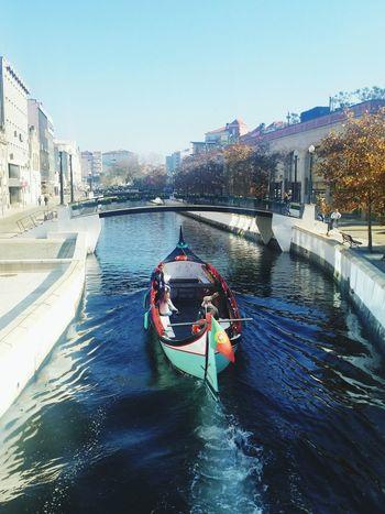 EyeEm Portugal Portugal_lovers Cityview MyCity❤️ Aveirolovers Aveiro Moliceiro