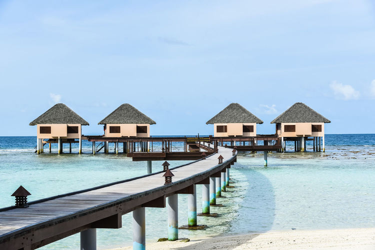 Andaaran Island Enjoying Life Freedom Happy Happy Life Holiday Hotel House Island Landscape Luxury Maldives Nature Ocean Relaxation Relaxing Resort Sea Sea And Sky Sea Maldives Seascape Sky Summer Travel Water