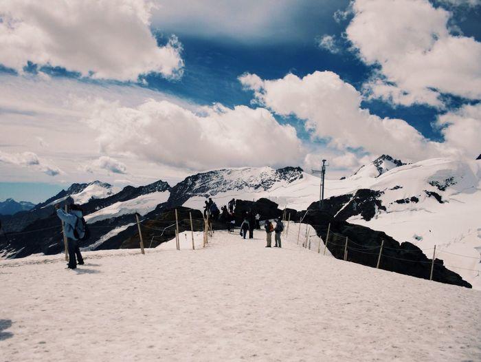 Jungfraujoch 2008 Summer Vscocam