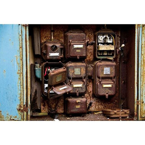 Rost Rosty övergivnaplatser övergivet Abandoned Abadonedplaces Abandoned_junkies övergivethus