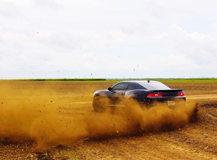 Camaro Camaro Car Chevrolet Dirt Middleofnowhere Check This Out Taking Photos Enjoying Life Drifting Blue Sportscar
