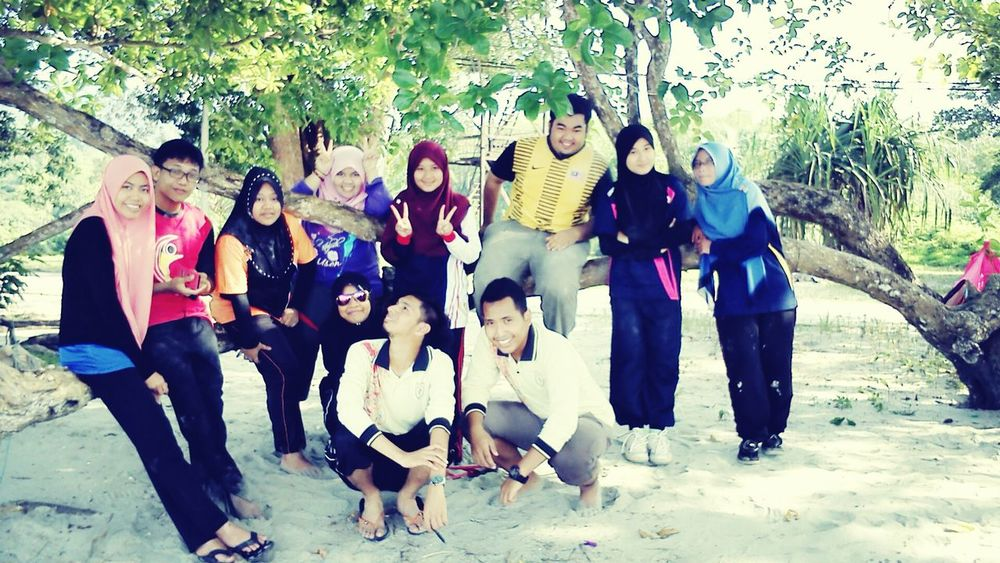 Big Family♥ love prs Puo ..family day