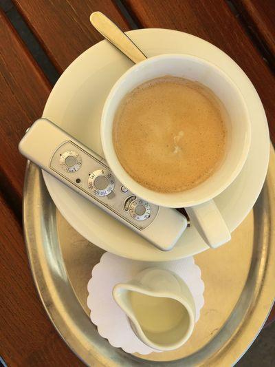 Kaffeespionage