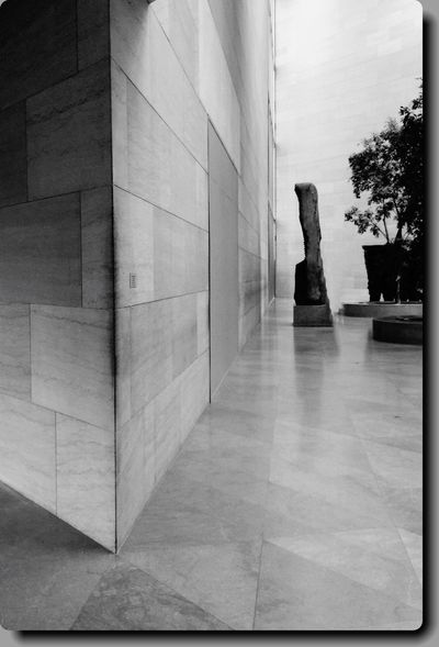 National Gallery Of Art Black & White Architecture Architecture_bw Geometric Shapes