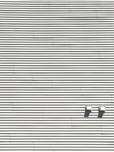 Dizzy. Textured  Striped Pattern Day Building Exterior Built Structure No People Architecture Shadow Wall Whitewashed Wall - Building Feature Metal Full Frame Backgrounds Sunlight City