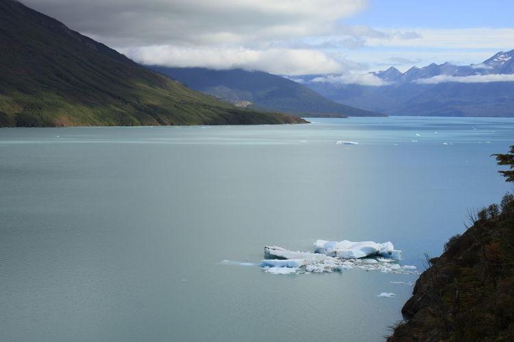 Argentina Lake Floating Glac Floating Ice Glacier Lake Landscape Lake View Melting Glacier Melting Ice Feel The Journey