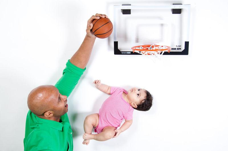 Baby Babyshoot Cute Dunk Fatherdaughter Fatherdaughterlove MJ23 Newoneyeem